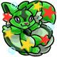 Enchanted Green Nino Plushie