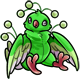 Green Osafo Plushie