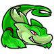 Green Paffuto Plushie
