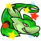 Enchanted Green Paffuto Plushie