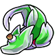 Green Paffuto Potion