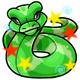 Enchanted Green Poera Plushie