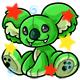 Enchanted Green Reese Plushie