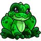 Green Renat Plushie