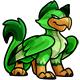 Green Speiro Plushie