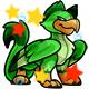 Enchanted Green Speiro Plushie