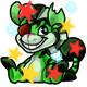 Enchanted Green Sybri Plushie