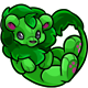 Green Tantua Plushie