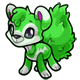 Green Tasi Plushie