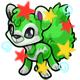 Enchanted Green Tasi Plushie