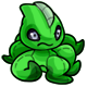 Green Ushunda Plushie