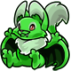 Green Vlad Plushie