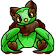 Green Walee Plushie