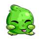 Green Xoi Plushie