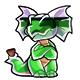 Green Yakubi Potion