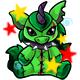 Enchanted Green Yuni Plushie