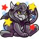 Enchanted Grey Crindol Plushie