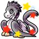 Enchanted Grey Gobble Plushie