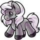 Grey Gonk Plushie
