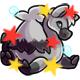 Enchanted Grey Hump Plushie