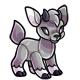 Grey Kidlet Plushie