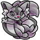 Grey Nino Plushie