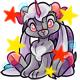 Enchanted Grey Straya Plushie