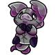 Grey Zoink Plushie