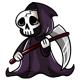 Grim Reaper Plushie