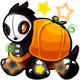 Enchanted Halloween Leido Plushie