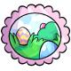 Hidden Eggs Stamp