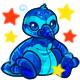 Enchanted Ice Newth Plushie