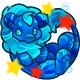 Enchanted Ice Tantua Plushie