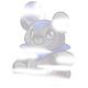 Invisible Azul Plushie