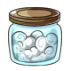 Jar of Cotton