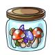 Jar of Mushrooms