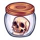 Jar of Skull