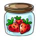 Jar of Strawberries