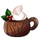 Krampus Hot Cocoa