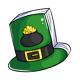 Leprechaun Hat Book