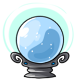 Moonlight Crystal Ball