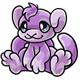 Lilac Addow Plushie