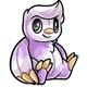 Lilac Astro Plushie