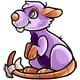 Lilac Basil Plushie