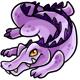 Lilac Crikey Plushie