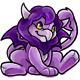 Lilac Crindol Plushie
