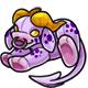 Lilac Daisy Plushie