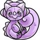 Lilac Decadal Plushie