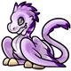 Lilac Gobble Plushie