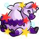 Enchanted Lilac Hump Plushie